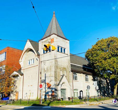 2020 - Ukrainian Evangelical Baptist Church 148 Tecumseth St (at Richmond St W)
