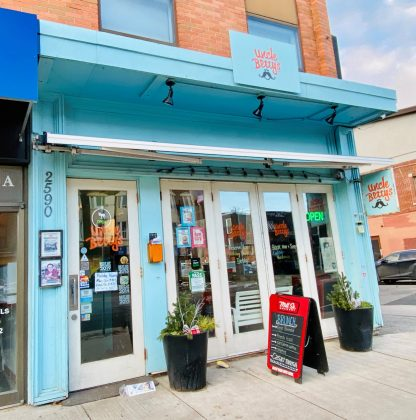 2020 - Uncle Betty's Diner at 2590 Yonge St