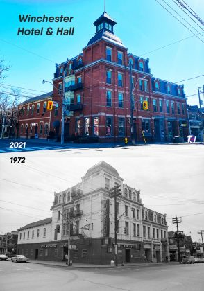 2021/1972 - Winchester Hotel & Hall at 531-537 Parliament St