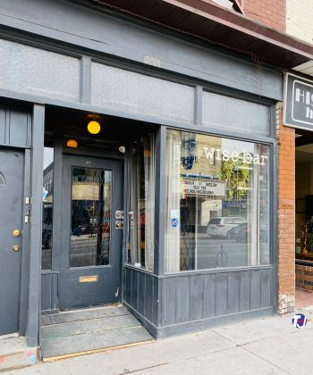 2019 - Wise Bar at 1007 Bloor St W now Wise Bagel