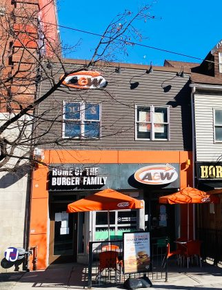 2021 - A&W at 372 Queen Street W