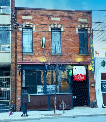 2021 - Betty's at 240 King St E