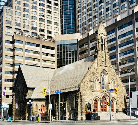 2020 - Church of the Redeemer at 162 Bloor St W (at Avenue Rd)