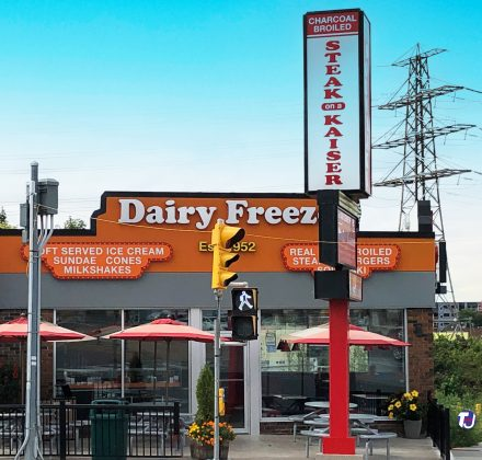 2019 - Dairy Freeze at 1601 St Clair Ave