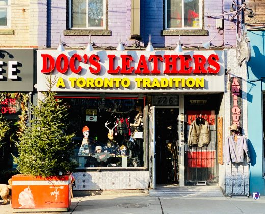 2019 - Doc's Leathers at 726 Queen St W