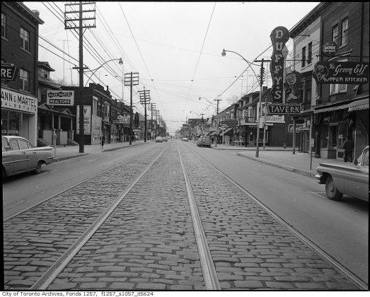 1960's - Duffy's Tavern at 1238 Bloor St W