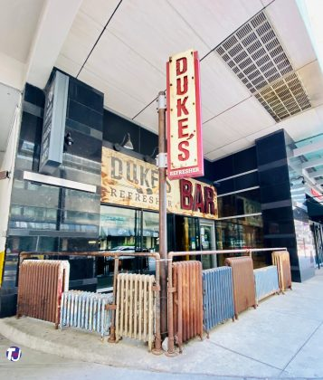 2020 - Dukes Refresher + Bar at 382 Yonge St Unit #8 – now closed