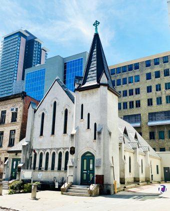 2020 - First Evangelical Lutheran Church at 116 Bond St