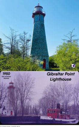 2020/1950 - Gibraltar Point Lighthouse on Toronto Islands