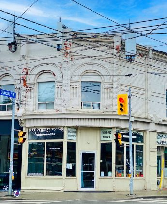 2020 - Gordy Smiles at 224 Ossington Ave