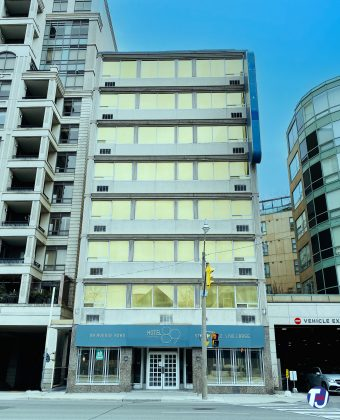 2020 - Hotel 89 at 89 Avenue Rd