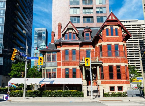 2021 - Maison Selby at 592 Sherbourne St, at Selby St