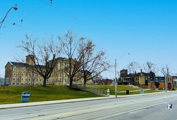 2021 - The Old Don Jail, Governor's House and Gatekeeper's House