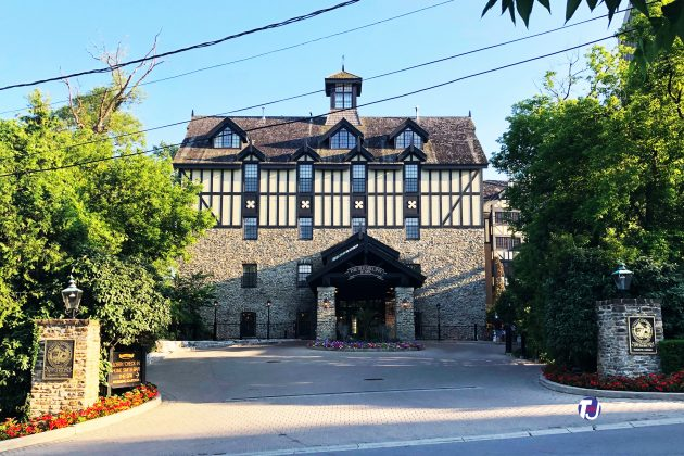 2019 - Old Mill Toronto Hotel at 21 Old Mill Rd