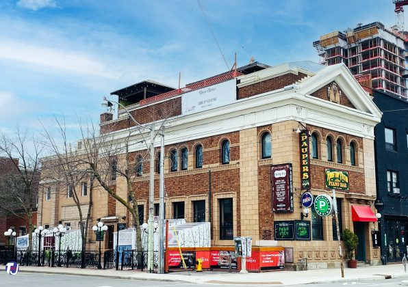 2021 - Paupers Pub at 539 Bloor St W