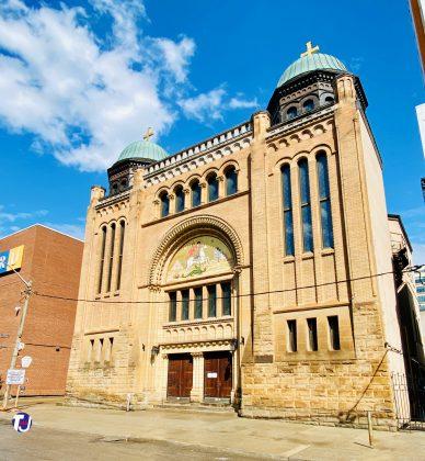 2020 - St Georges Greek Orthodox Church at 115 Bond St