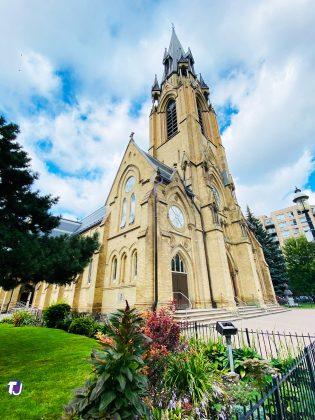 2020 - St. Mary's Parish at 588 Adelaide St W (at Bathurst St)