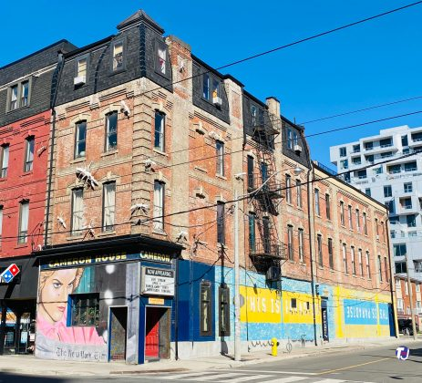 2021 - The Cameron House at 408 Queen St W