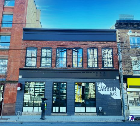 2021 - The Carbon Bar at 99 Queen St E