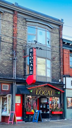 2019 – The Local at 396 Roncesvalles Ave