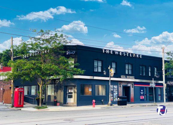 2021 - The Westlake at 2847 Lake Shore Blvd at Fourth St, southwest corner