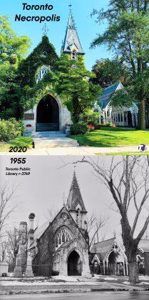 2020/1955 - Toronto Necropolis at 200 Winchester St