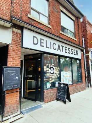 2020 - When The Pig Came Home Delicatessen at 3035 Dundas St W