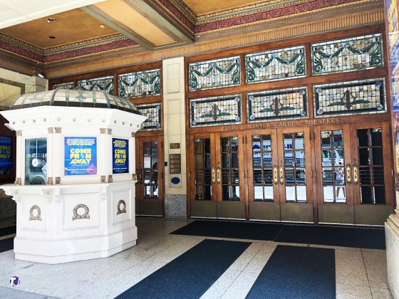2019- Elgin and Winter Garden Theatre Center, originally Loew's Yonge Street Theatre and later Elgin Theatre at 189 Yonge St, north of Queen St on east side - opened in 1913