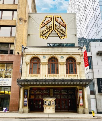 2020 - Elgin and Winter Garden Theatre Center, originally Loew's Yonge Street Theatre and later Elgin Theatre at 189 Yonge St, north of Queen St on east side - opened in 1913