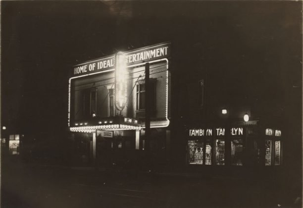 1920/26 - Family Theatre once at 2175 Queen St E, east of Lee Ave on south side - opened from 1920 to 1948