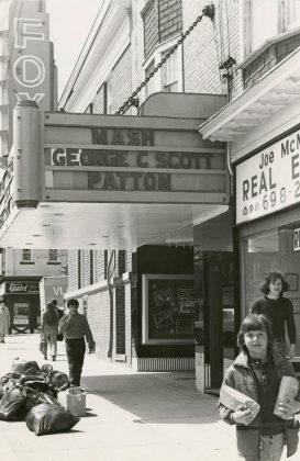 1972 - Fox Theatre at 2236 Queen St E, north side east of Beech Ave