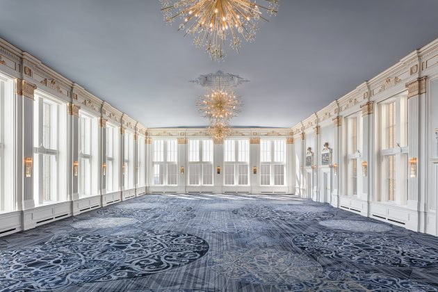 2017 - The Crystal Ballroom at the King Edward Hotel (Omni Hotels)