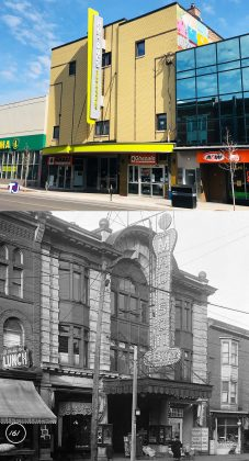 2021/1919 - Hot Docs Ted Rogers Cinema at 506 Bloor St W, north side east of Bathurst St - where Madison Theatre once stood