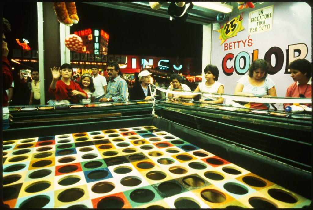 1978/87 - CNE Midway game