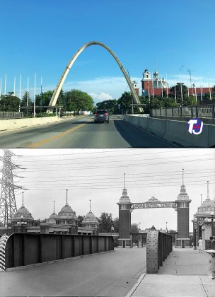 2019/1937 - Dufferin Gate at Exhibition Place