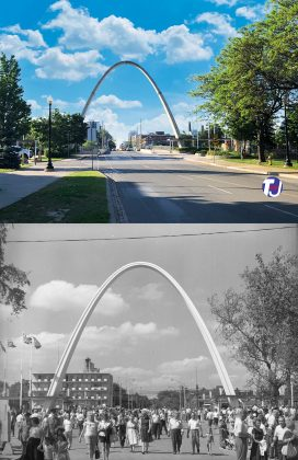 2020/1960 - Dufferin Gate at Exhibition Place