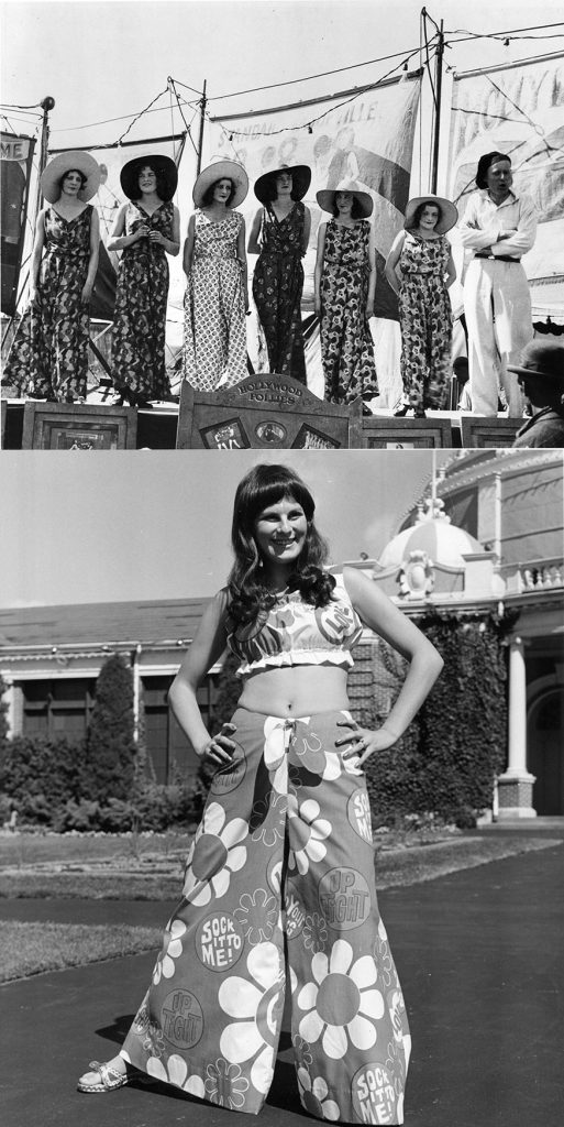 1920/1960's - Fun and fashion at the EX