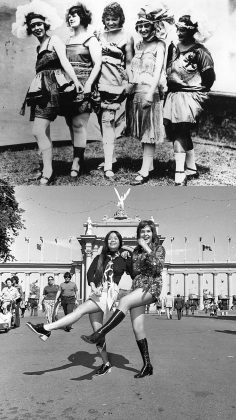 1921/1971 - Fun and fashion at the EX