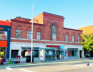2021 - Runnymede Theatre once at 2223 Bloor St W, just west of Runnymede Rd - now Shoppers Drug Mart and formerly Chapters bookstore