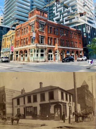 2021/1890 - Victoria and Lombard Sts, northeast corner