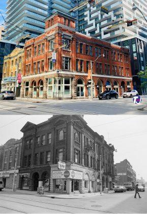 2021/1972 - Victoria and Lombard Sts, northeast corner