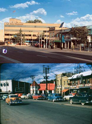 2021/1954 - Bloor St W and Jane St, northwest corner