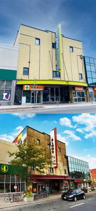 2021/2015 - Hot Docs Ted Rogers Cinema, previously Bloor Hot Docs Cinema at 506 Bloor St W