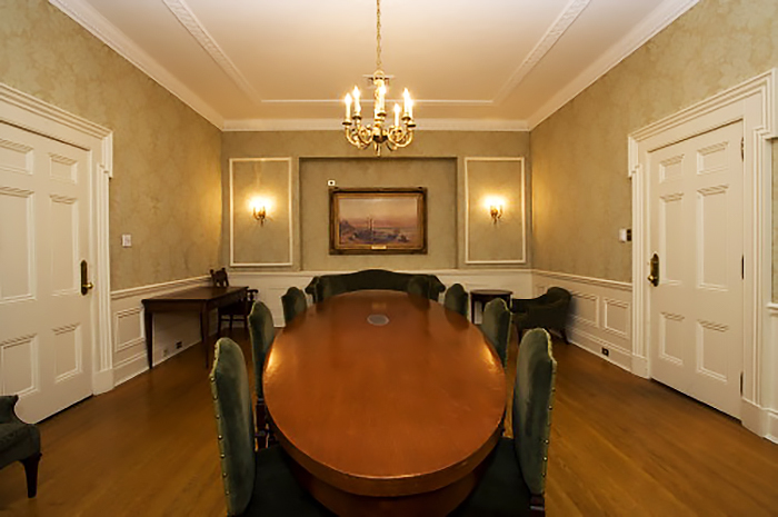 2010's - The VIP Room in St Lawrence Hall